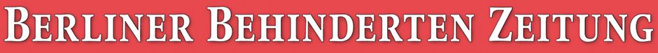 Berliner Behinderten Zeitung