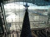Berlin Hbf in vorweihnachtlicher Stimmung