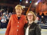 BOBBY-2017-Natalie-Dedreux-mit-Bundeskanzlerin-Angela-Merkel-Foto-Michaela-Dedreux