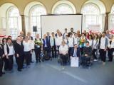 Verleihung des Inlusionspreises 2017 des LAGESO im Roten Rathaus, 4.12.2017 Copyright Raum11/Jan Zappner